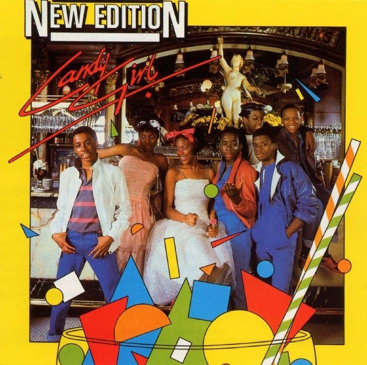 """Candy Girl"" is an R&B song by boy band New Edition. Released in 1983, it was the first single from their debut album of the same name. It hit number one in the UK Singles Chart in May 1983, becoming the 31st best selling single of the year there."