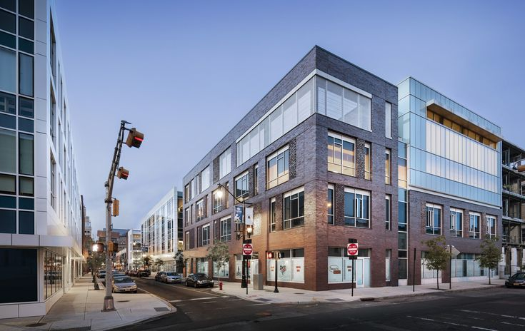 Gallery of Richard Meier & Partners' Teachers Village Looks to Revitalize Downtown Newark Through Education - 5