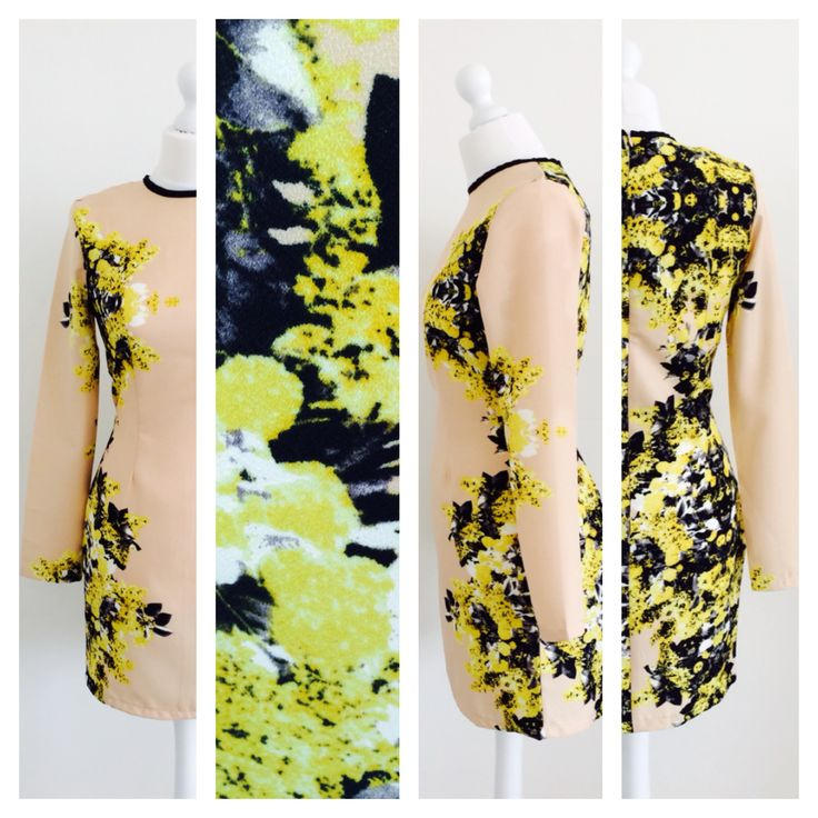 www.thedressbox.co.uk Mellow. Yellow.