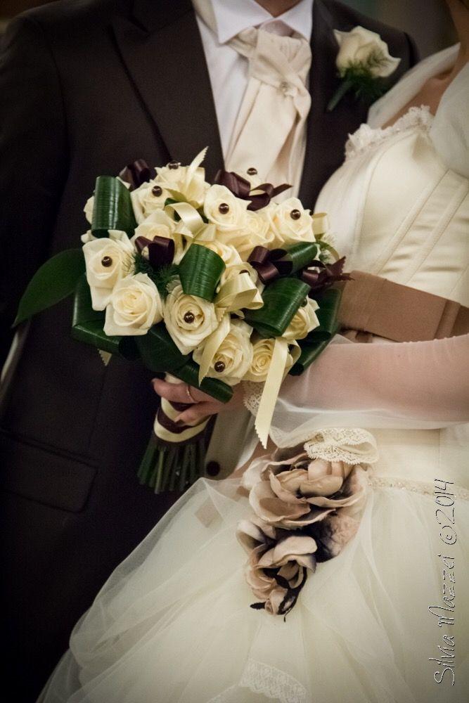 Dettagli ✨ Il mio bouquet di rose avorio Vendela