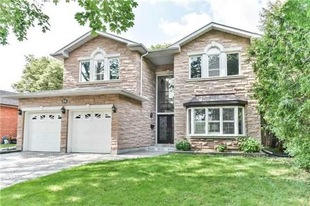 LUXURY HOME: **Best School-Earl Haig Ss/Bayview Ms**Hi-Demand & Centre Of Bayview Village-Custom-Built & Graciously/Newly Updated Home(Spent $$$ Apx $350,000-Like A New Home) On Quiet Cul-De-Sac!*Stone/Brick Exterior On 55Ft Lot W/Backing Green-Open Yard**High Ceiling(9 Ft Main) & Open Concept W/Oversized Window Invites Natural Lits-Timeless/Circular Oak Stairwell Flr Plan-All Principal Rm Sizes,Side & Direct Entry From Garage To Mudroom,Potential Rental Income Bsmt W/Separate Ent