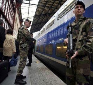 La France mobilise la Police et l'Armée pour le match Algérie – Allemagne