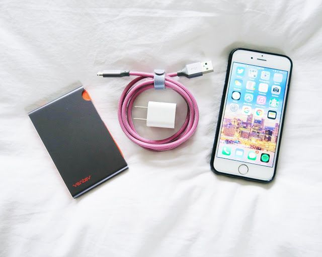 "Sydney Carver: ""Ventev sent me some phone accessories and I could not love them more.""  Check out the Summer Wind Blog for more of Sydney's favorites and follow her on Instagram, Twitter and Pinterest! @SummerWind41490"
