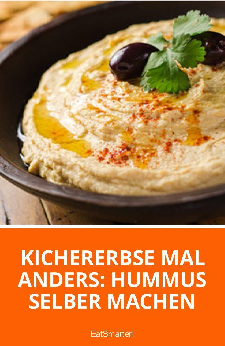 Kichererbse mal anders: Hummus selber machen   eatsmarter.de