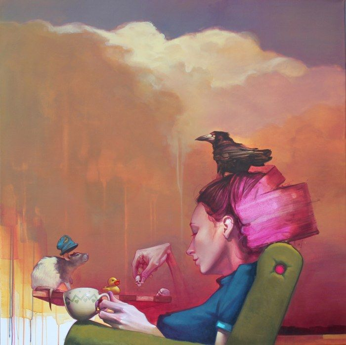 The other side of the game • ETAM CRU
