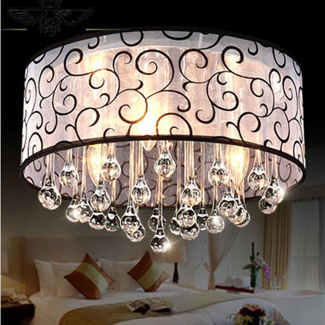 Bedroom:Design Modern Crystal Ceiling Light Fixtures For Bedroom Luminarias Para Sala Ceiling Lights For Home Bedroom Light Fixtures Lowes Bedroom Light Fixtures For Low Ceilings Ideas Cozy Bedroom Design Ideas With Built-in Fireplace