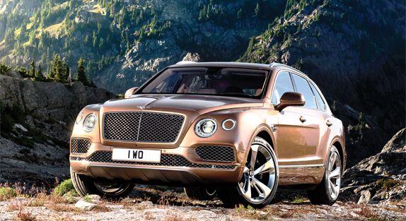 Bentley Bentayga – Auto Review
