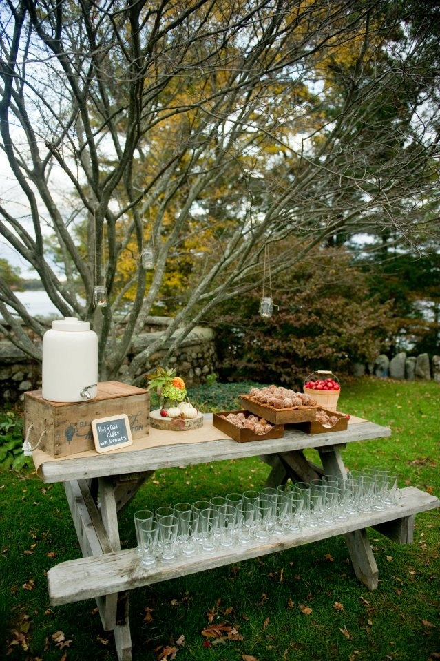 Backyard Fall Birthday Party Ideas : Love this for an outdoor fall party  Party Ideas  Pinterest