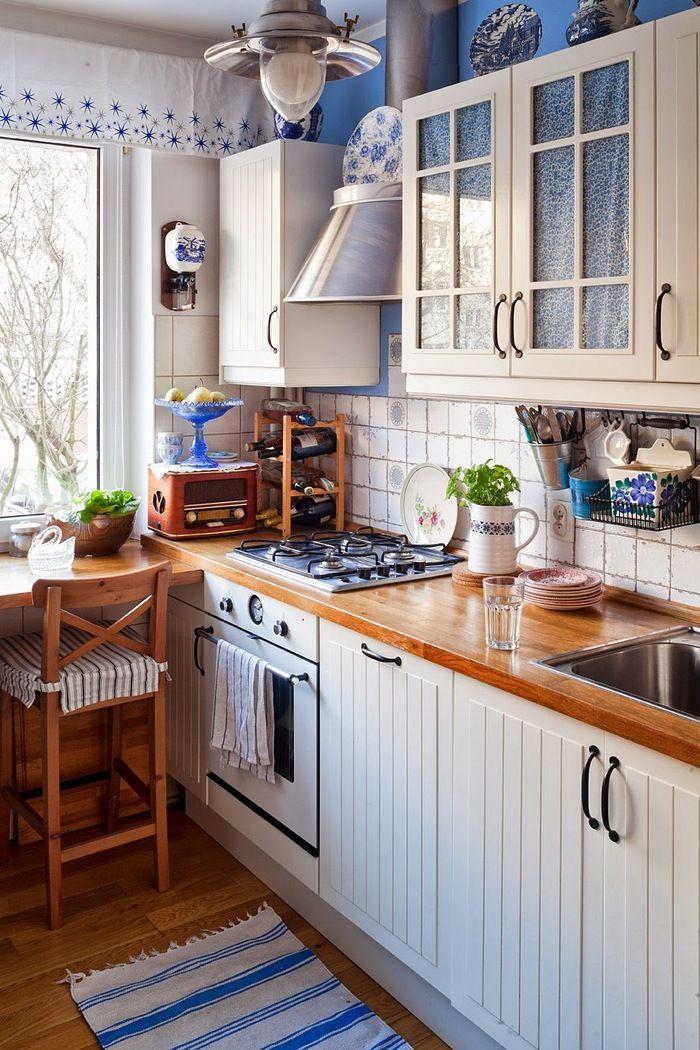 17 шикарных подоконников-столов для кухни – Вдохновение