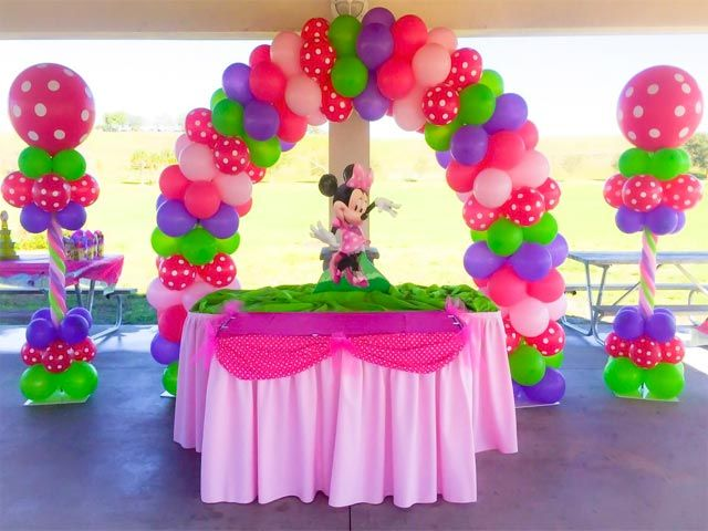 We Provide Balloon Decoration In Gurgaon And Decorators Offers Creative Decorations For Birthday Parties Events