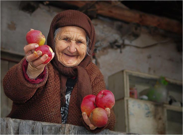 Generosity and kindness of soul (Romanian villager) - Imgur