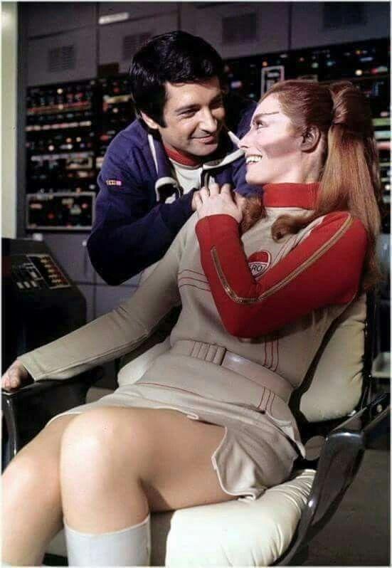 Catherine Shell & Tony Anholt / Maya & Tony / s1999/27112016/1152