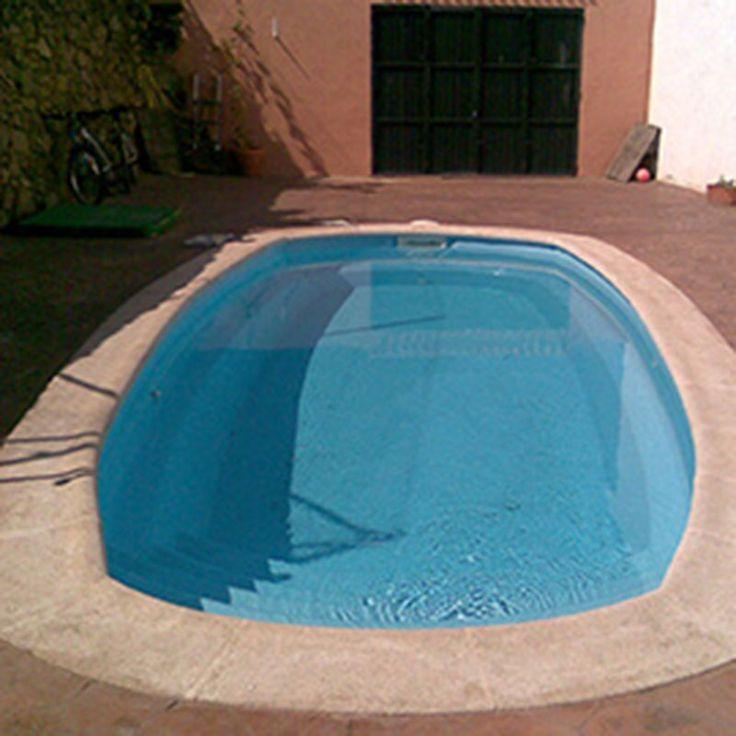 7 best piscina dtp modelo carolina images on pinterest for Piscinas dtp