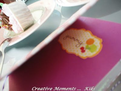 Creative Moments: Recipe album