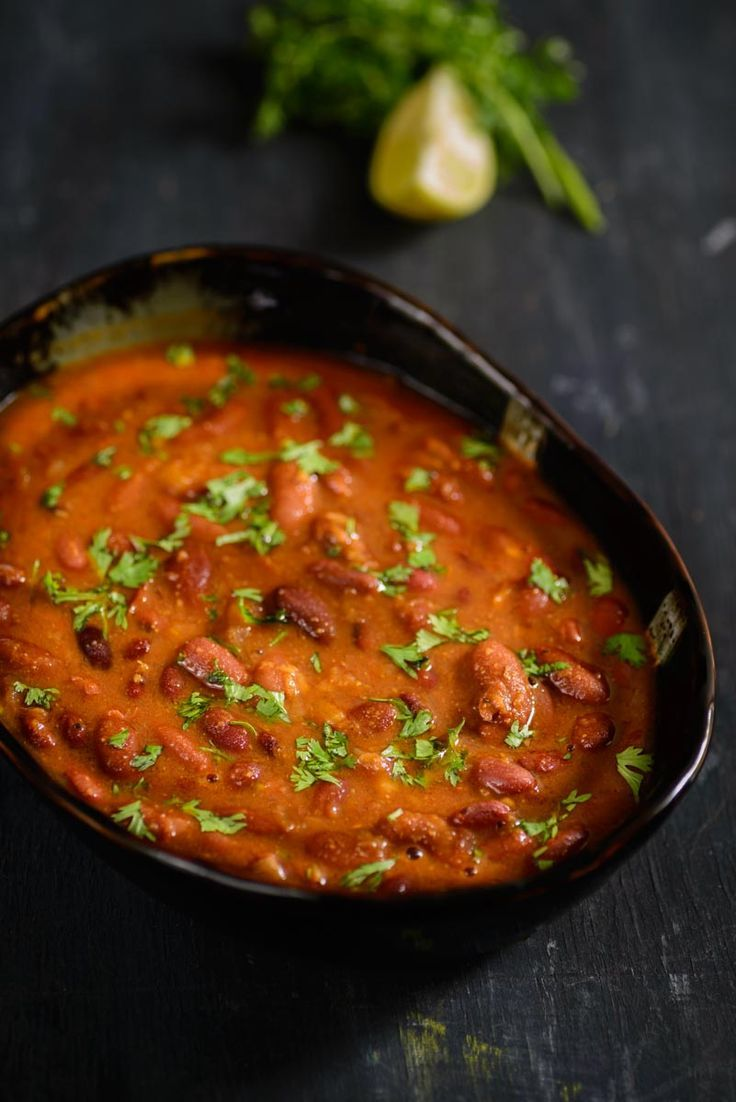 Punjabi Rajma Masala is a much loved curry in most Indian Households and it goes very well with rice. Here is a tried and tested recipe to make it. #Indian #Vegetarian #Curry