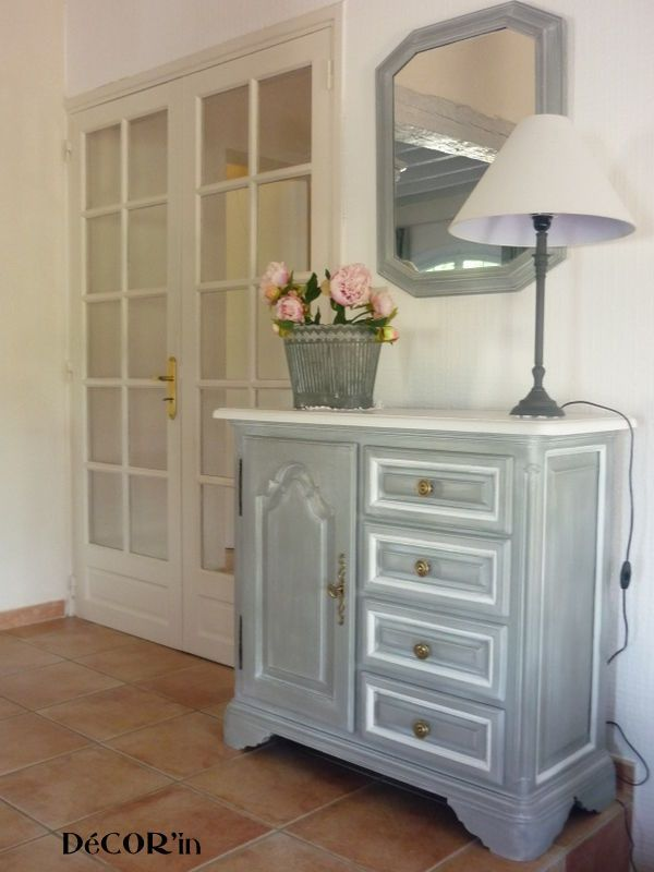 27 best restauration meuble images on Pinterest Painted furniture - Renovation Meuble En Chene