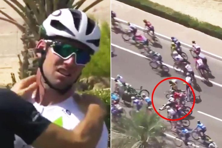 MARK CAVENDISH crashed out of the Abu Dhabi Tour before the race had even begun. The Brit, 32, wasin the impartial zone at the begin of the opening stage when he was concerned in a pile-up.     Mark Cavendish was pulled from the tour on the recommendation of his workforce physician And ...