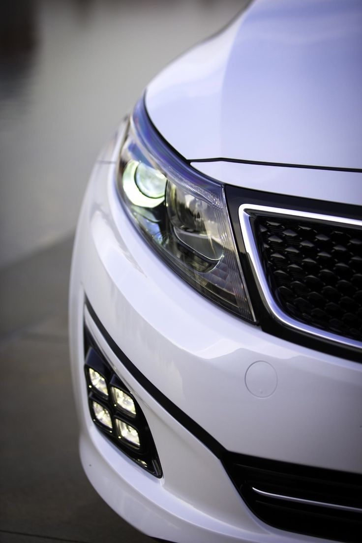 Think this is the car I'm going to save up for this year -  2014 Kia Optima SXL Turbo