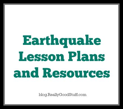Seize the moment and capitalize on the recent earthquakes to teach your students about earthquakes and what causes them. Delve into the history of earthqu