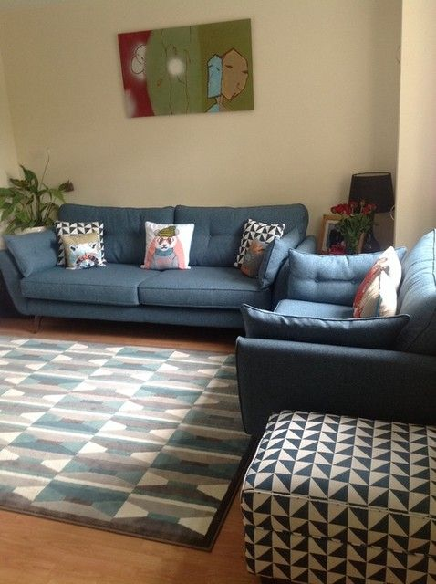 Small Leather Sectional Couch