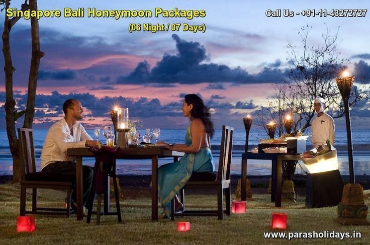 Singapore Bali Honeymoon Packages, Honeymoon in Singapore Bali - Paras Holidays offers Best Honeymoon Packages for Singapore Bali 2014 from Delhi India with discounted prices and special offers.