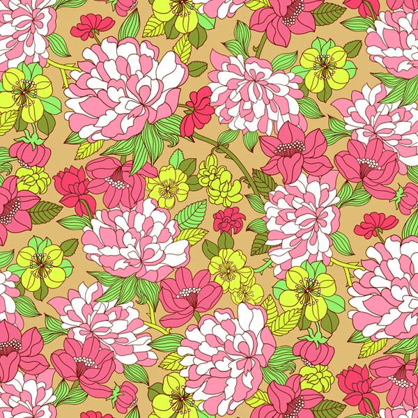 Copeland pastel - from Liberty Fabric