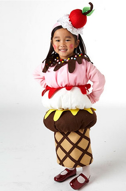 38 best food costume images on pinterest carnivals for Creative toddler halloween costumes