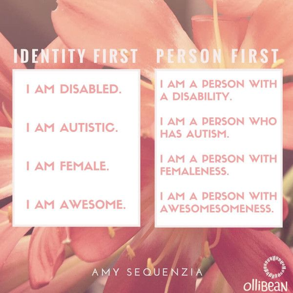 by Amy Sequenzia If you are not Disabled and you are demanding the use of Person…