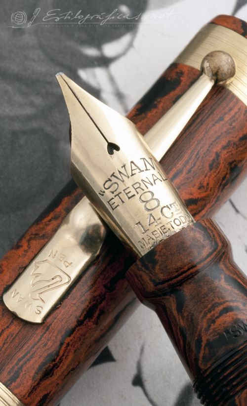 Fountain pen. http://www.annabelchaffer.com/categories/Gentlemen/