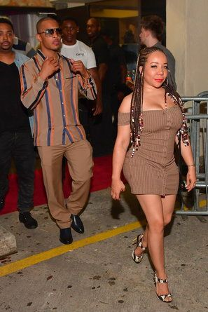 Tameka Harris and T.I.  - Celebrity Photos of The Week: June 25- July 1