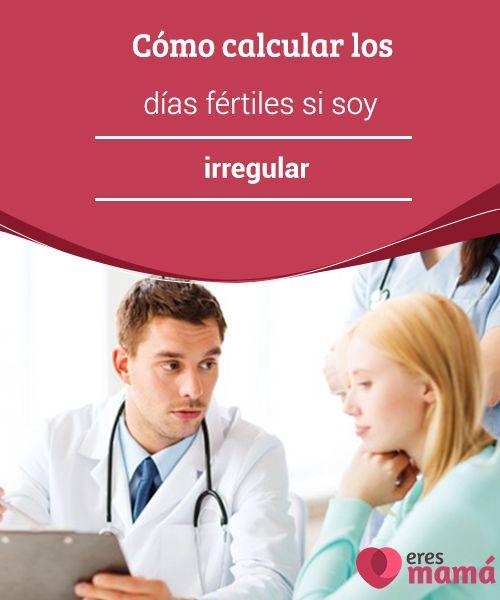 Cómo calcular los #días fértiles si soy #irregular   Honestamente #calcular los días #fértiles si eres irregular es más complicado, pero no imposible de lograr.