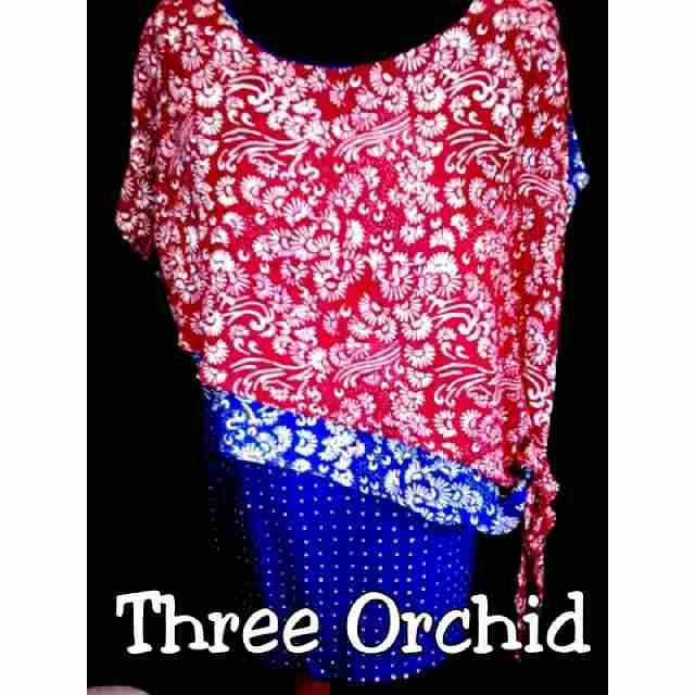 Three Orchid by Kili Suci