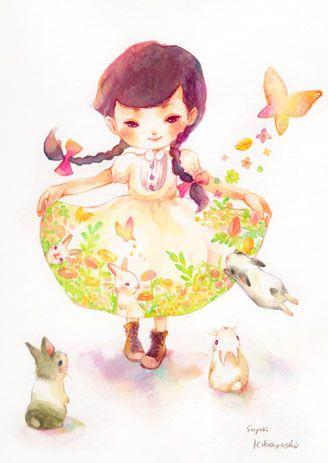 skirt-Sayuri Kobayashi