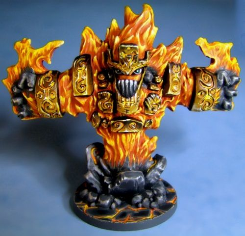 The Golden Turtleback Painted Miniature Competition: March 2013 Edition. Win Geek Gold and an exclusive microbadge! | BoardGameGeek
