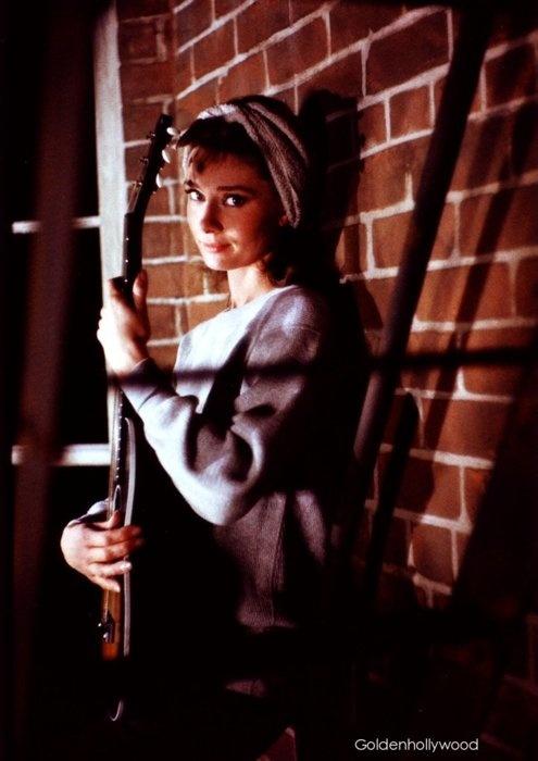 #Audrey Hepburn #tiffany'de kahvaltı