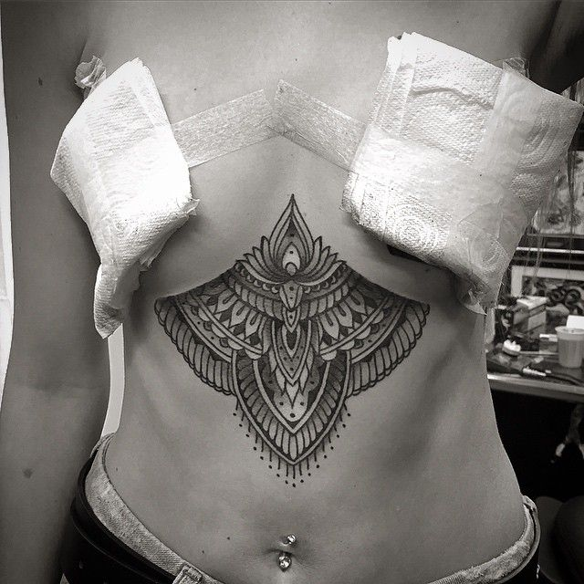 29 Best Believe Tattoos For Women Images On Pinterest: 29 Best Upper Tummy Tattoos For Women Images On Pinterest