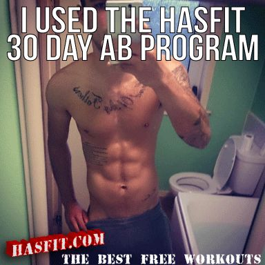 30 day ab challenge  abs workout routines six pack abs