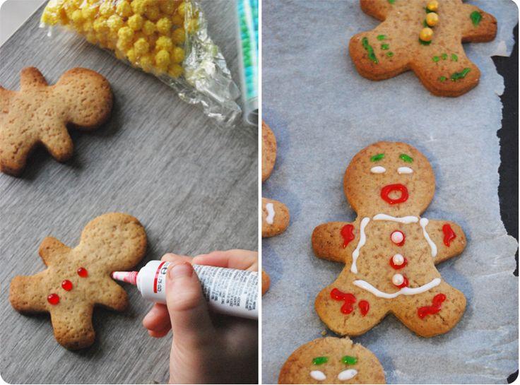 1000 id es sur le th me gingerbread man shrek sur - Ti biscuit shrek ...