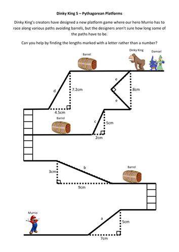 Pythagorean Spiral Project Snake
