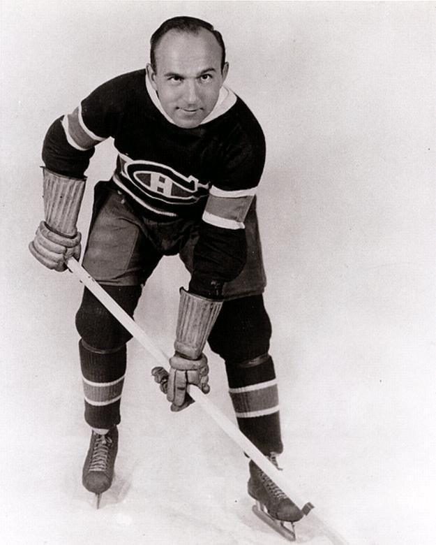 The legendary Howie Morenz | Montreal Canadiens | NHL | Hockey