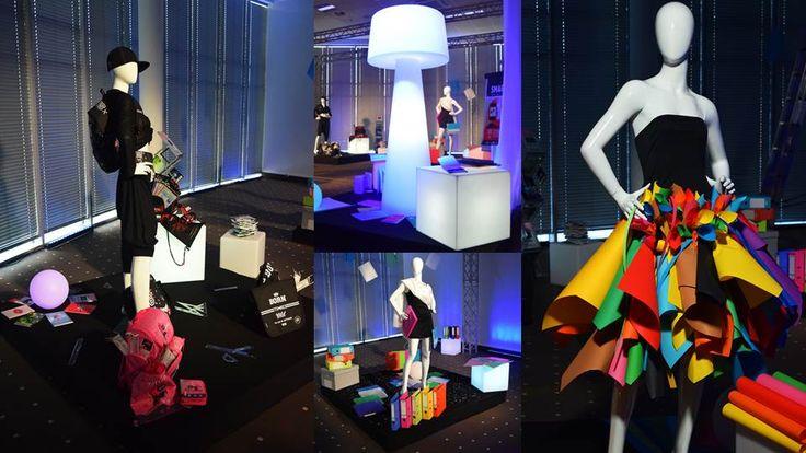 Showroom przygotowany przez nas dla firmy Hamelin Copernicus Toruń Hotel- marzec 2016