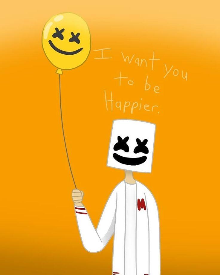 happier marshmello mellofamily i_want_you_to_be