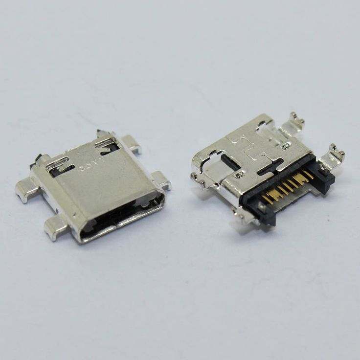 micro 7pin usb connector for samsung ACE 3 S7270 I8262D I8260 I8162 S7582 G350 for replacement #Affiliate