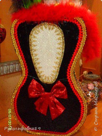 Декор предметов Свит-дизайн Декупаж Подарки подарочки Банки стеклянные Бумага гофрированная Краска фото 4