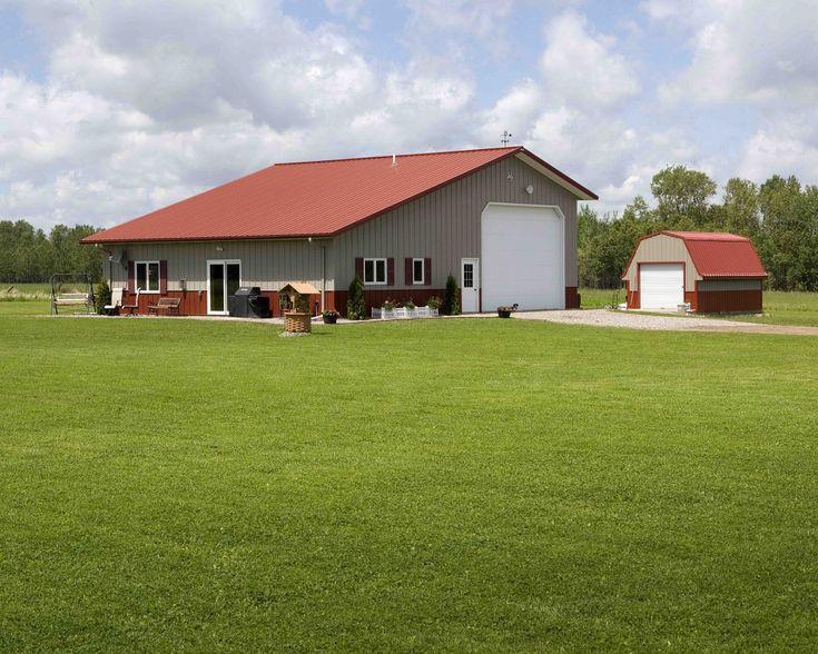 97 best rv garage images on pinterest barn houses for Rv barn kits
