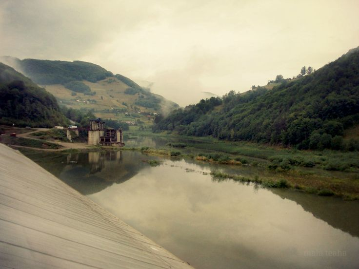 Mihoesti Dam - Aries Valley , Romania