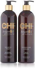 CHI Argan Oil Plus Moringa Oil Shampoo & Conditioner 25 oz duo