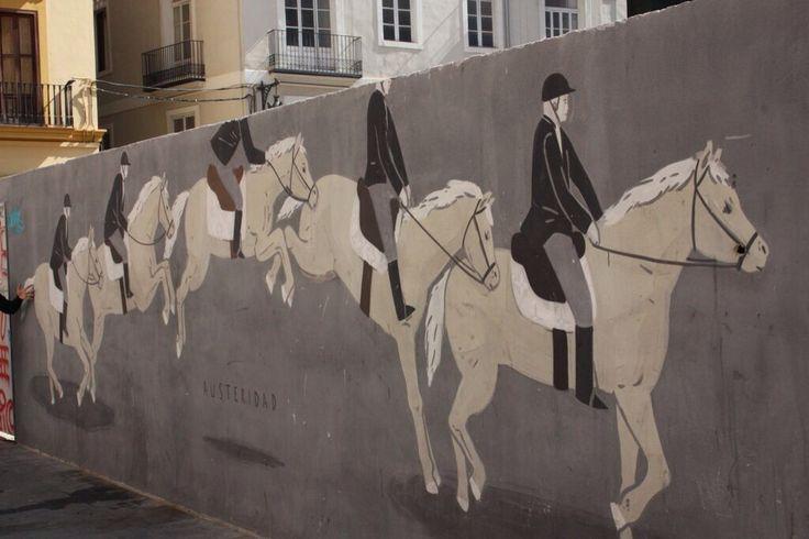 Ruta street art Valencia. CaminArt. Arte urbano.