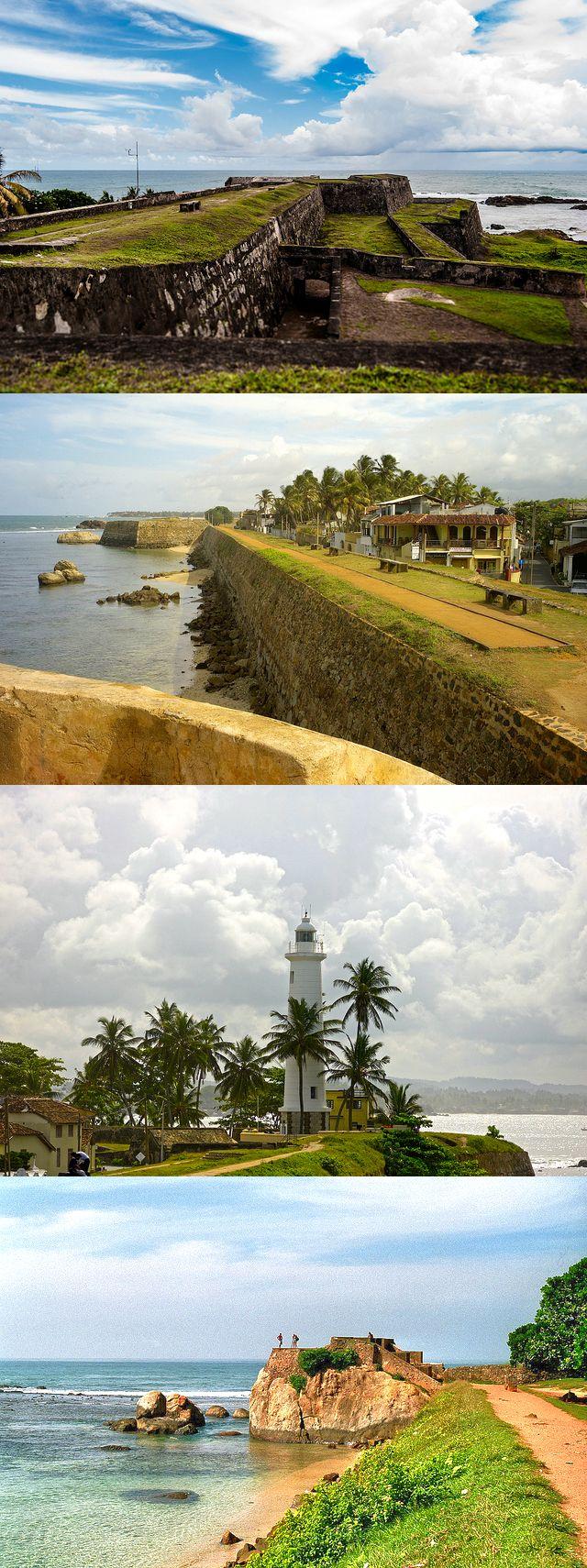 Galle Fort, Sri Lanka #SriLanka #Galle #DutchFort