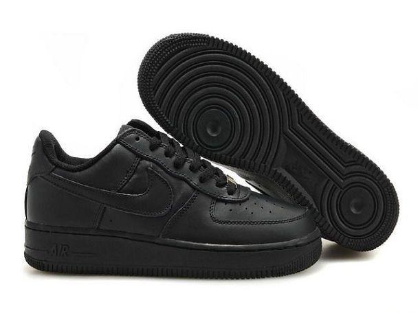 zapatillas nike negro